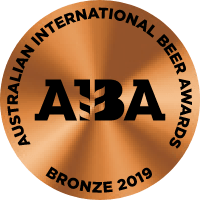 Bronze no Australian International Beer Awards – 2019