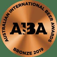Bronze no Australian International Beer Awards – 2019