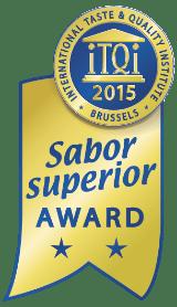 Certificação Internacional Taste & Quality Institute 2 Estrelas