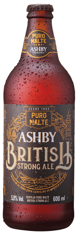 ASHBY British Strong Ale