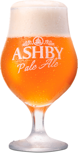 ASHBY Pale Ale