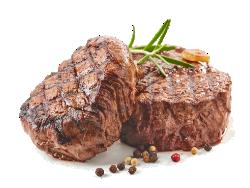 Bife grelhado