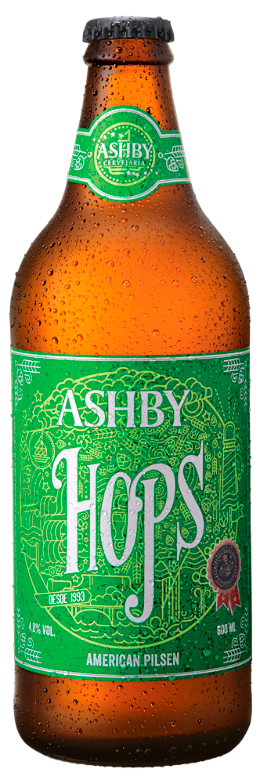 ASHBY Hops