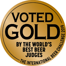 Ouro no International Beer Challenge 2019