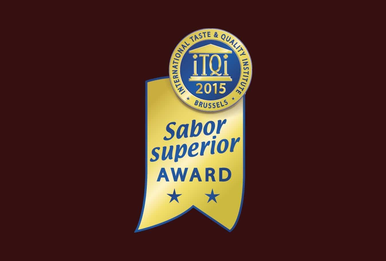 Selo Sabor Superior Award - Taste & Quality Institute
